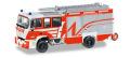herpa Cars&Trucks 1/87 MAN M 2000 ヴィースバーデン消防署