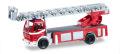 herpa Cars&Trucks 1/87 メルセデスベンツ DLK はしご車 ビュール消防署