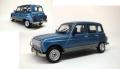 ELIGOR (エリゴール) 1/43 ルノー 4L GTL 1983 ブルー