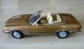 [予約]NOREV(ノレブ) 1/18 メルセデス・ベンツ 300 SL 1986 メタリックビザンツゴールド