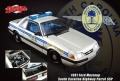 [予約]ACME 1/18 フォード マスタング 1991 サウスカロライナ ハイウェイパトロール