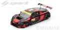 [予約]Spark (スパーク)  1/18 アウディ R8 LMS No.8 Winner マカオ GT World Cup 2016 Laurens Vanthoor