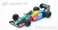 [予約]Spark (スパーク) 1/18 Benetton B188 No.20 3rd カナダ GP 1988 Thierry Boutsen