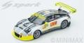 [予約]Spark (スパーク)  1/18 ポルシェ 911 GT3 R No.911 4th マカオ GT World Cup 2016 Earl Bamber