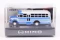 日野自動車 特注モデル(パパジーノ製) 日野 BH10型 ボンネットバス プルバック ブルー