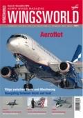 herpa wings ウイングスワールド 6/2015 (ヘルパウイングス情報誌、英語版)