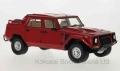 [予約]CMF Models 1/18 ランボルギーニLM0021987年 レッド