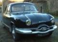 [予約]VITESSE(ビテス) 1/43 パナール ディナ Z1 Luxe Special 1954 ブラック