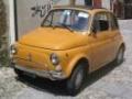 VITESSE(ビテス) 1/43 フィアット 500L 1968 Positano イエロー