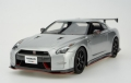 トミーテック FRONTIART (フロンティアート)製  アヴェンスタイル 1/18 GT-R nismo N'attack package(銀)