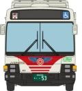 トミーテック 1/80 全国バスコレクション <JH018>全国バス80関東バス(東京都)