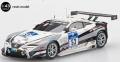 [予約]EBBRO (エブロ) 1/43 ★レクサス LFA Code X Nurburgring 24H 2015 No.53