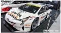 [予約]EBBRO (エブロ) 1/43 ★トヨタ プリウス apr GT GT300 Tokyo Auto Salon No.31 レジン製 ホワイト