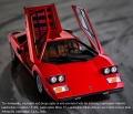 グッドスマイルレーシング 1/12 ランボルギーニ カウンタック LP400 レッド