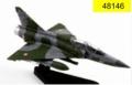 イタレリ 1/100 ミラージュ 2000D フランス空軍 BA133
