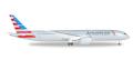 [予約]herpa wings 1/500 787-9 アメリカン航空 N820AL