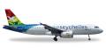 [予約]herpa wings 1/500 A320 セーシェル航空 S7-AMI