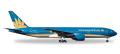 [予約]herpa wings 1/500 777-200 ベトナム航空 VN-A146