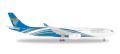 [予約]herpa wings 1/500 A330-300 オマーンエア A4O-DI