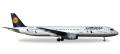 [予約]herpa wings 1/500 A321 ルフトハンザ航空 鶴保護支援記念塗装 D-AIRR