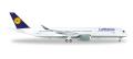 [予約]herpa wings 1/200 A350-900 ルフトハンザ航空 D-AIXA