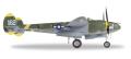 [予約]herpa wings 1/72 P-38J アメリカ陸軍航空軍 ペリー・ジョン「PJ」ダール搭乗機