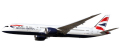[予約]herpa wings 1/200 787-9 ブリティッシュエアウェイズ G-ZBKA ※プラスチック製