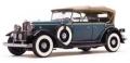 [予約]SunStar(サンスター) 1/18 フォード リンカーン KB Top Up ブルー