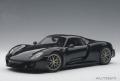 [予約]AUTOart (オートアート) コンポジットモデル 1/18 ポルシェ 918 スパイダー バイザッハ・パッケージ (ブラック・メタリック)