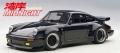 AUTOart (オートアート)  1/18 ポルシェ 911 (930) ターボ 『湾岸ミッドナイト』 ブラックバード