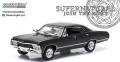 [予約]グリーンライト 1/43 シボレー インパラ スポーツセダン 1967 『スーパーナチュラル (TV Series 2005-)』 ※再生産