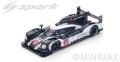 [予約]Spark (スパーク)  1/87 ポルシェ 919 Hybrid/HY No.1 ル・マン 2016 T. Bernhard/M. Webber/B. Hartley