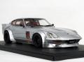 ignition model(イグニッションモデル) 1/18 日産 フェアレディ 240ZG (HS30) フルワークスシルバー ★生産予定数:140pcs