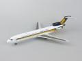 """Apollo Models 1/400 727-200 adv シンガポール航空 """"California here we come""""9V-SGC"""