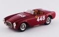 ART MODEL(アートモデル) 1/43 フェラーリ 225S シチリア島レース 1952 #448 Vittorio Marzotto シャーシ No.0154