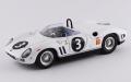 [予約]ART MODEL(アートモデル) 1/43 フェラーリ 330 P カナダ モスポート GP 1964 #3 L.Scarfiotti シャーシNo.0818 RR:2nd