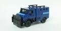 <宮沢模型限定>TINY(タイニー) 香港警察 機動部隊 装甲機動車 バトルバージョン