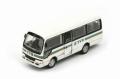 [予約]TINY(タイニー) No.85 トヨタ コースター TVB 24人乗りバス ※サイドドア開閉可能