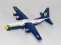 Aviation200 1/200 C-130T アメリカ海兵隊 ブルーエンジェルス 「ファット アルバート」 164763
