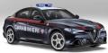 [予約]BBR MODELS 1/18 アルファロメオ Giulia 2015 Carabinieri (ミラノ・ローマ)ケース付