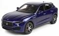[予約]BBR MODELS 1/18 マセラティ レヴァンテ ジュネーブモーターショー2016 Blue Emozione (ブルメタ)ケース付 限定 199台