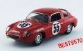 BEST MODELS(ベストモデル) 1/43 アバルト 700 S ル・マン24h 1961 Condrillier/Foitek  #55