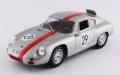 [予約]BEST MODELS(ベストモデル) 1/43 ポルシェ 356 アバルト ニュルブルクリンク 1000km 1963#29 Rank/Wutherich