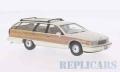[予約]BoS Models 1/43 シボレー カプリス ワゴン ライトベージュ/ウッド 1991
