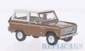 [予約]BoS Models 1/43 フォード ブロンコ 1970 ブラウン/ホワイト