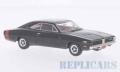 [予約]BoS Models 1/43 ダッジ チャージャー R/T 1969 ブラック
