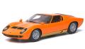 [予約]EIDOLON(アイドロン) 1/43  ランボルギーニ Miura P400 1967 オレンジ/ゴールド ※再生産