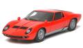 [予約]EIDOLON(アイドロン) 1/43  ランボルギーニ Miura P400 1967 レッド/シルバー ※再生産