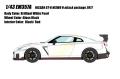 [予約]EIDOLON(アイドロン) 1/43 日産 GT‐R NISMO N attack Package 2017 ブリリアントホワイトパール