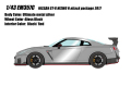 [予約]EIDOLON(アイドロン) 1/43 日産 GT‐R NISMO N attack Package 2017 アルティメイトメタルシルバー